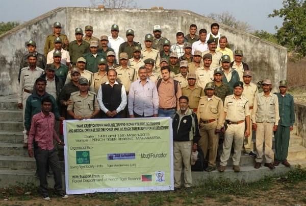 Pench Snake Training and Kit Distribution Program