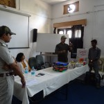 Equipment Support For Forest Staff in Pench tiger