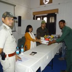 Equipment Support For Forest Staff in Pench tigersEquipment Support For Forest Staff in Pench tigers